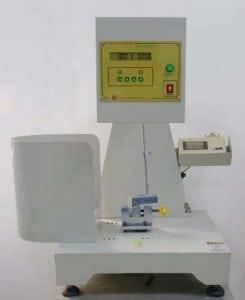 Machine de test Charpy