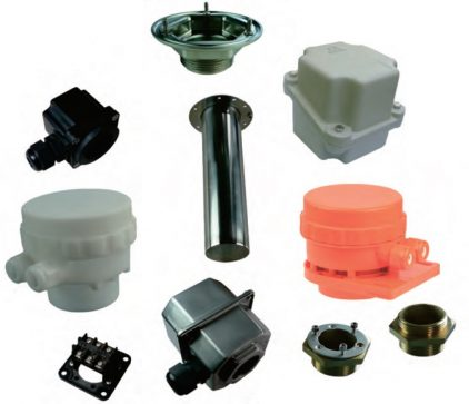 Housings and accessories