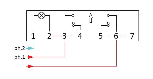 electric fire detection switches with thermal glass bulb or fusible Electrical Wiring Diagram ATV